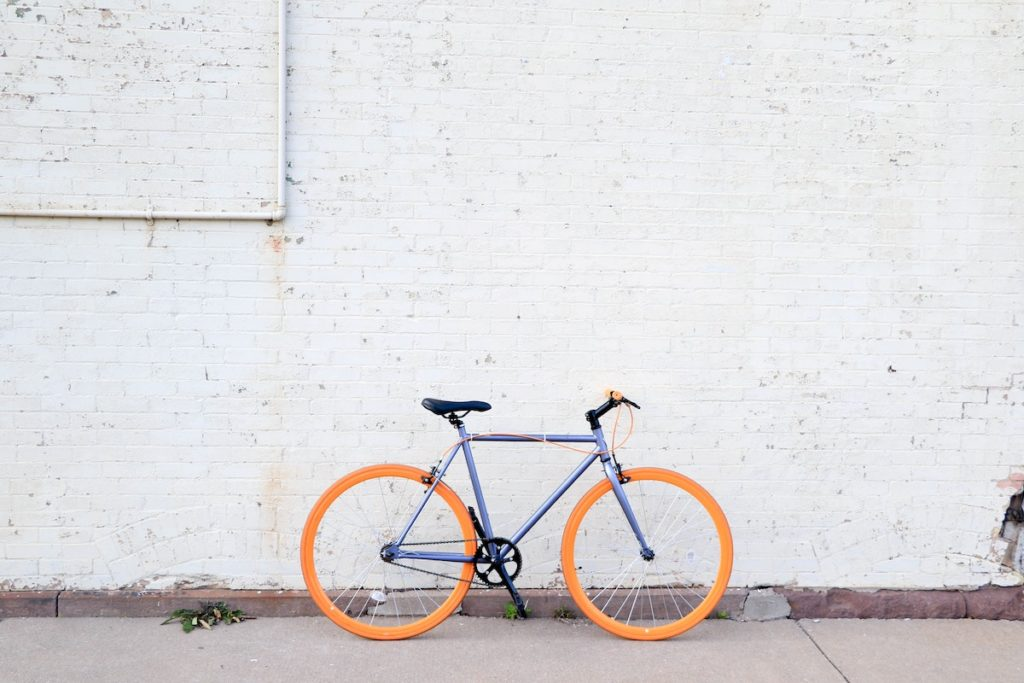 Bike from Winston-Salem businesses