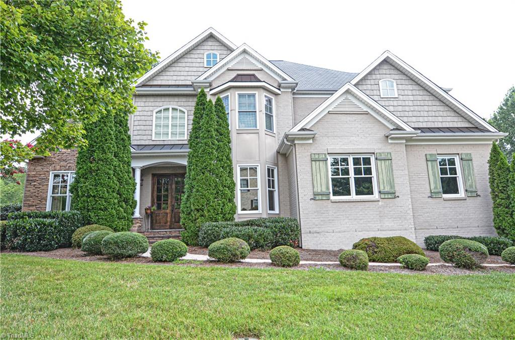 Clemmons home exterior